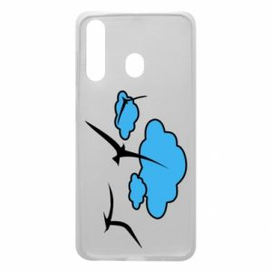 Phone case for Samsung A60 Seagulls