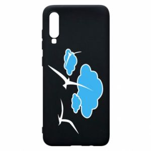 Phone case for Samsung A70 Seagulls