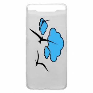 Phone case for Samsung A80 Seagulls