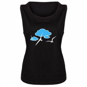 Women's t-shirt Seagulls