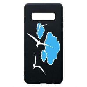 Phone case for Samsung S10+ Seagulls