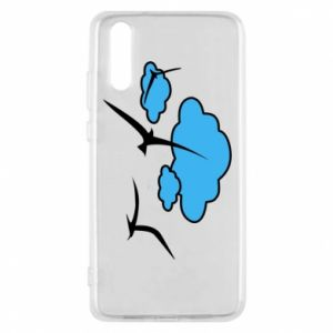 Phone case for Huawei P20 Seagulls