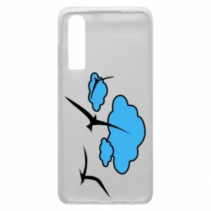 Phone case for Huawei P30 Seagulls