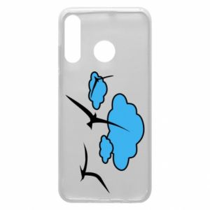 Phone case for Huawei P30 Lite Seagulls