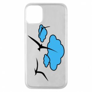 Phone case for iPhone 11 Pro Seagulls