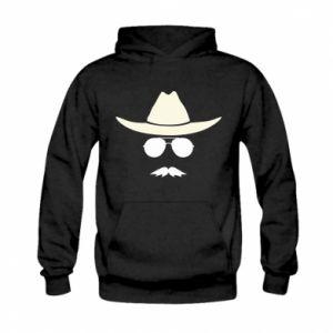 Bluza z kapturem dziecięca Mexican