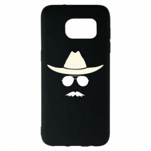 Etui na Samsung S7 EDGE Mexican