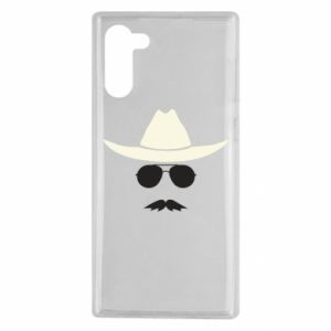 Etui na Samsung Note 10 Mexican