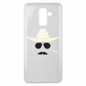 Etui na Samsung J8 2018 Mexican