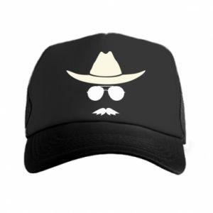 Czapka trucker Mexican
