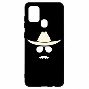 Etui na Samsung A21s Mexican