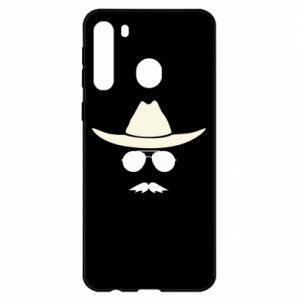 Etui na Samsung A21 Mexican