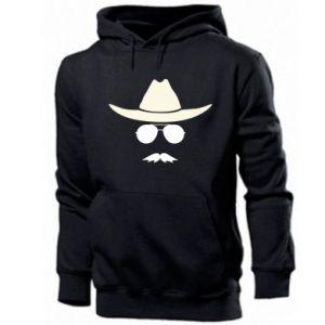 Bluza z kapturem męska Mexican
