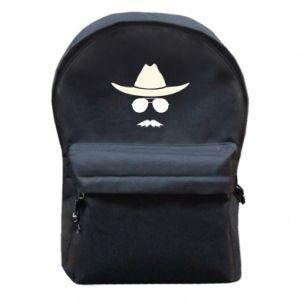 Plecak z przednią kieszenią Mexican