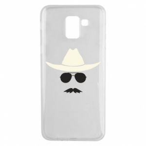 Etui na Samsung J6 Mexican