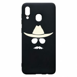 Etui na Samsung A30 Mexican