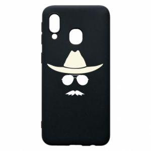 Etui na Samsung A40 Mexican