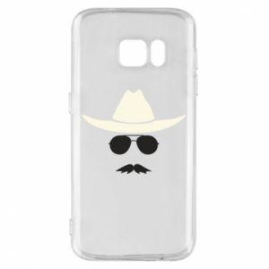 Etui na Samsung S7 Mexican