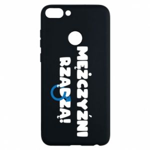 Phone case for Huawei P Smart Men rule