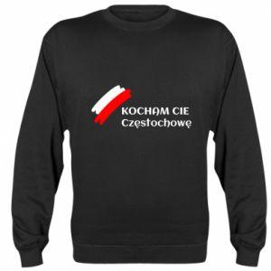 Sweatshirt city Czestochowa - PrintSalon