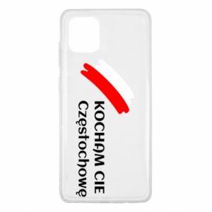 Phone case for iPhone 7 Plus city Czestochowa - PrintSalon