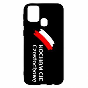 Phone case for iPhone 8 Plus city Czestochowa - PrintSalon