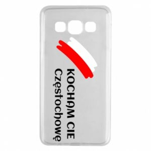 Phone case for Samsung J4 Plus 2018 city Czestochowa - PrintSalon