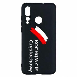 Phone case for Samsung A30 city Czestochowa - PrintSalon