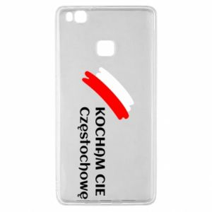 Phone case for Samsung A60 city Czestochowa - PrintSalon