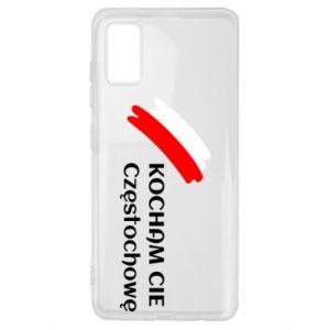 Phone case for Samsung S8 city Czestochowa - PrintSalon