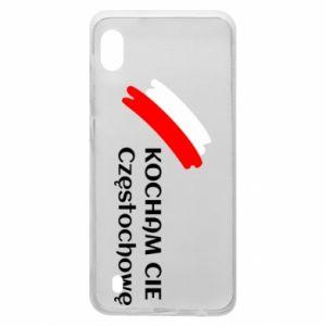 Phone case for Samsung S10e city Czestochowa - PrintSalon