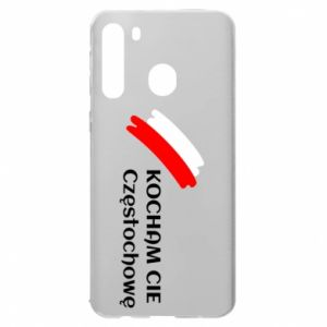 Phone case for Huawei P20 city Czestochowa - PrintSalon