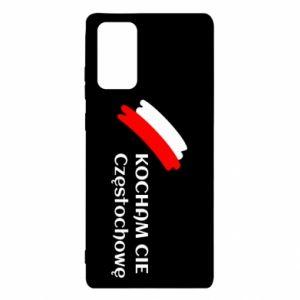 Phone case for Huawei P20 Lite city Czestochowa - PrintSalon
