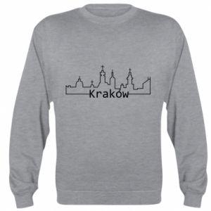 Bluza Kraków. Miasto