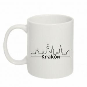 Kubek 330ml Kraków. Miasto