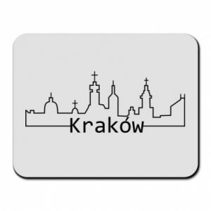 Podkładka pod mysz Kraków. Miasto