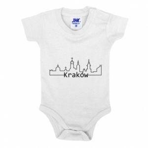 Body dziecięce Kraków. Miasto