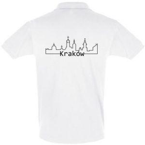 Koszulka Polo Kraków. Miasto