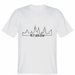 Koszulka Kraków. Miasto