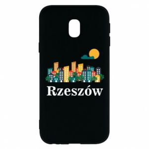 Phone case for Samsung J3 2017 Rzeszow city