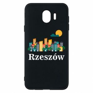 Phone case for Samsung J4 Rzeszow city