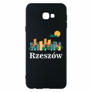 Phone case for Samsung J4 Plus 2018 Rzeszow city