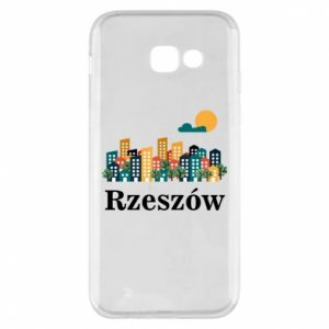 Phone case for Samsung A5 2017 Rzeszow city