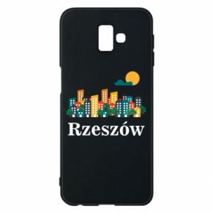 Phone case for Samsung J6 Plus 2018 Rzeszow city