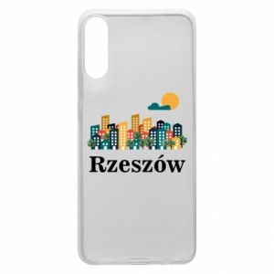 Phone case for Samsung A70 Rzeszow city