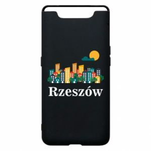 Phone case for Samsung A80 Rzeszow city