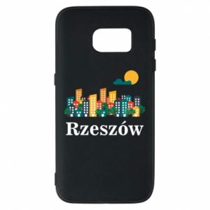 Phone case for Samsung S7 Rzeszow city