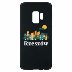 Phone case for Samsung S9 Rzeszow city