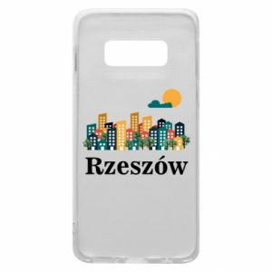 Phone case for Samsung S10e Rzeszow city