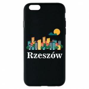 Phone case for iPhone 6/6S Rzeszow city